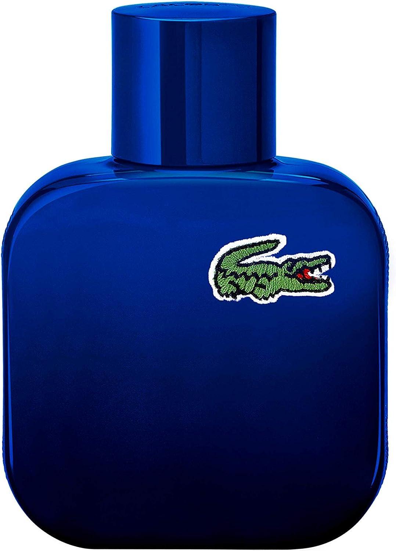 Lacoste L.12.12, Agua de tocador para hombres - 50 ml.