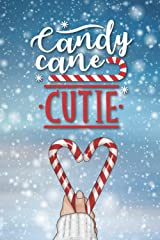 Candy Cane Cutie Christmas planner: Beautiful Christmas Planner With Candy Cane Paperback