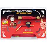 Goss KX-10B Soldering Brazing Torch Kit for'B' Acetylene Tanks Includes GA-5L Ignitor Tip with Turbine Flame