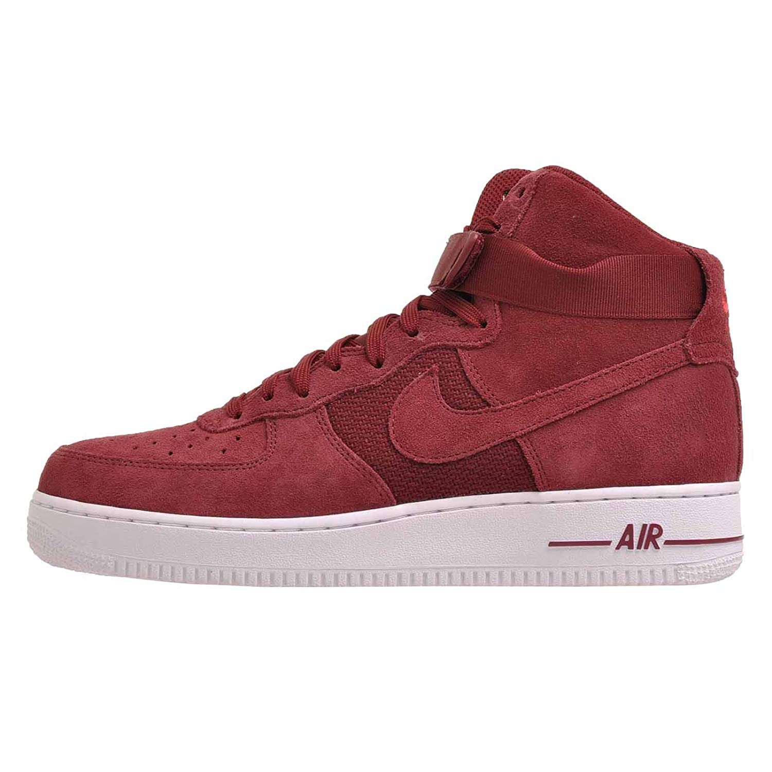 Air Force 1 High 07, University Red