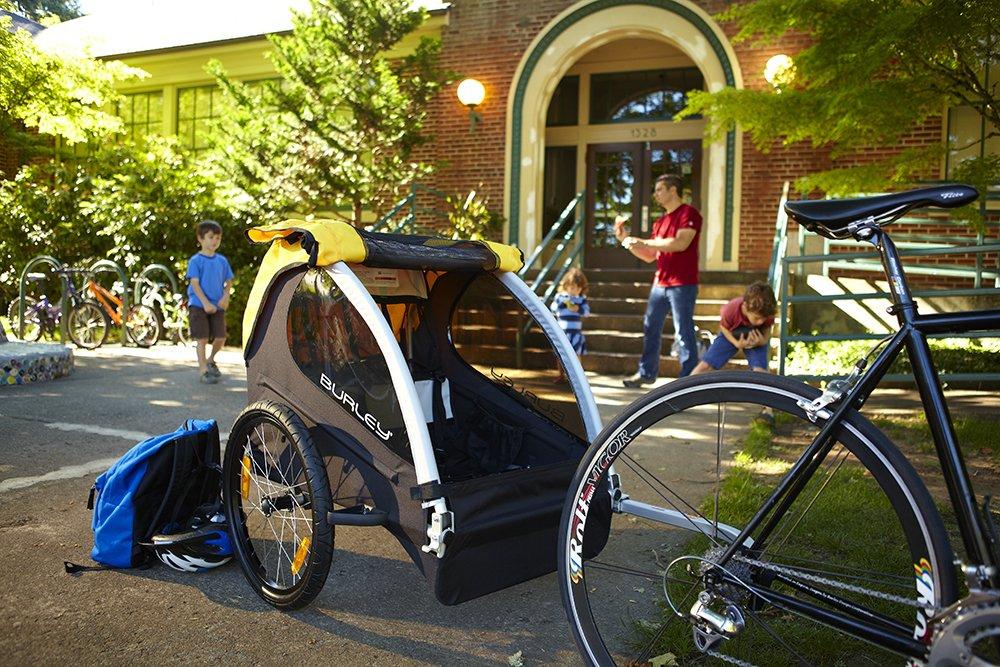 Burley Design Bee Bike Trailer by Burley Design (Image #6)