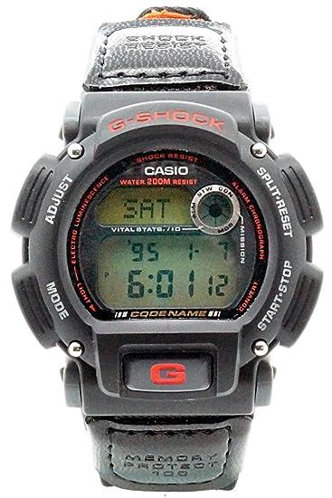Casio G-Shock - Reloj de cuarzo para hombre, con correa de tela,