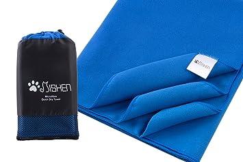 Toalla de microfibra con lindo bolso y tarjeta de limpieza para teléfono. Tamañ
