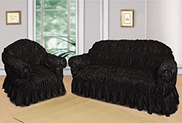 Large Jacquard Sofa Covers for 1 2 3 seater sofa Alternate to