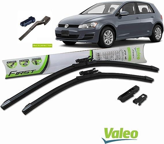 Valeo_group Valeo Juego de 2 escobillas de limpiaparabrisas ...