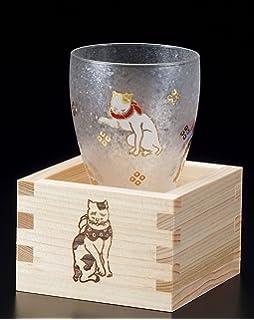 6678 6681 Coconeco Cats Paw Glass Parent /& Children Cat Buchi