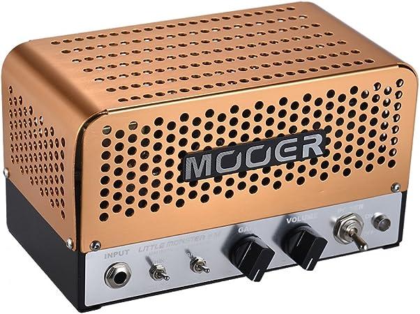 muslady cabecero amplificador para guitarra Mini 5 W all-tube ...