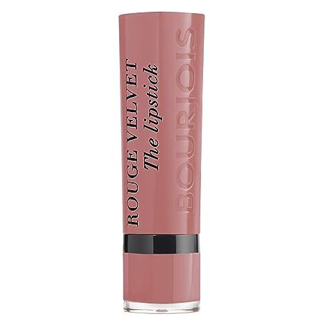 Bourjois Rouge Velvet The Lipstick Bullet Lipstick 2 Flamingrose