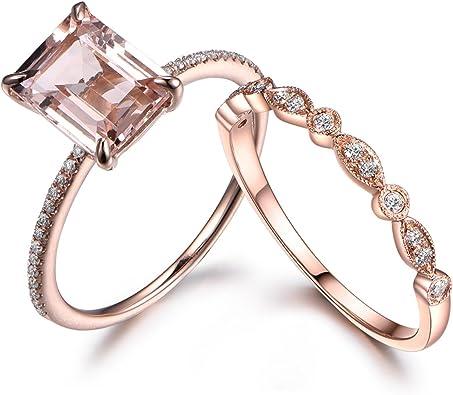 MYRAYGEM-wedding ring sets t215 product image 6