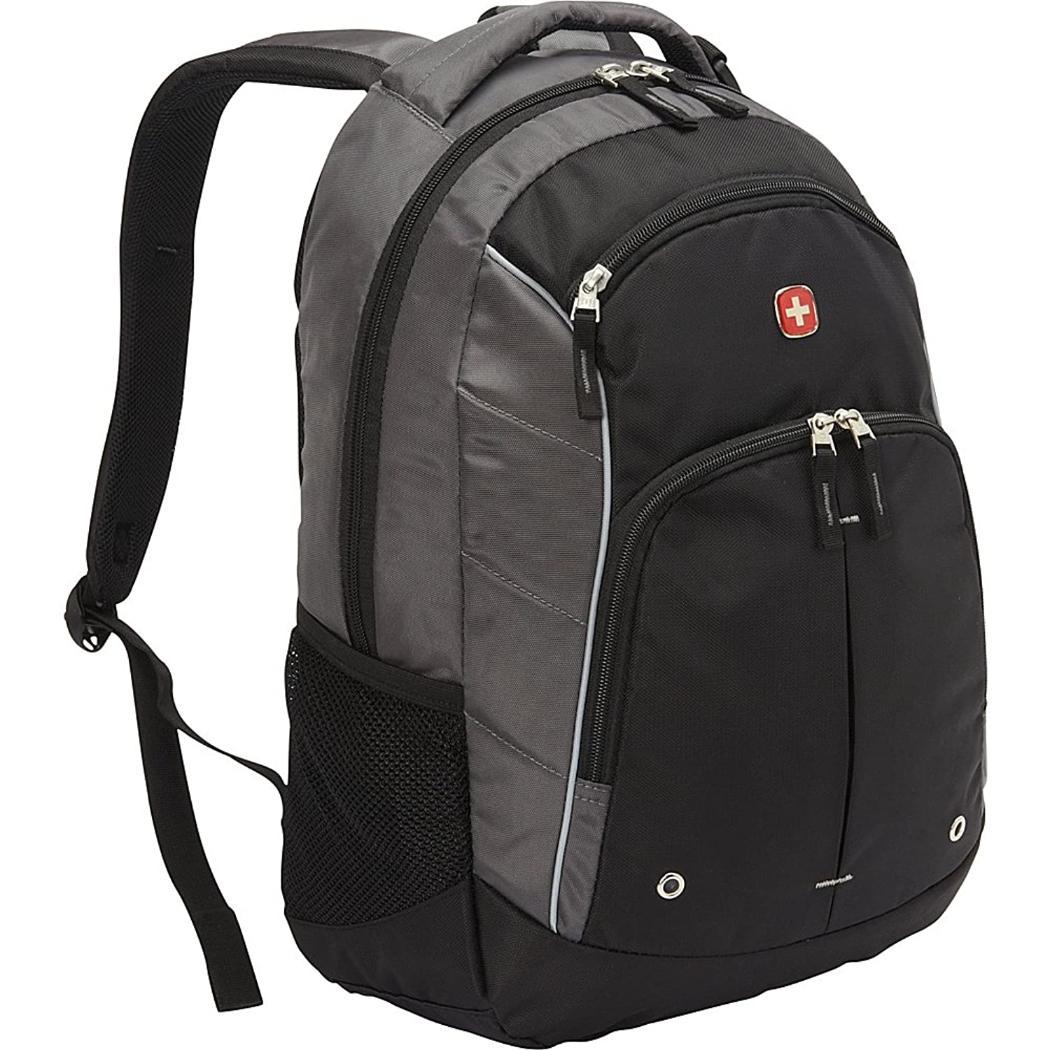 Amazon.com: SwissGear Lightweight Laptop Backpack with Phone and ...