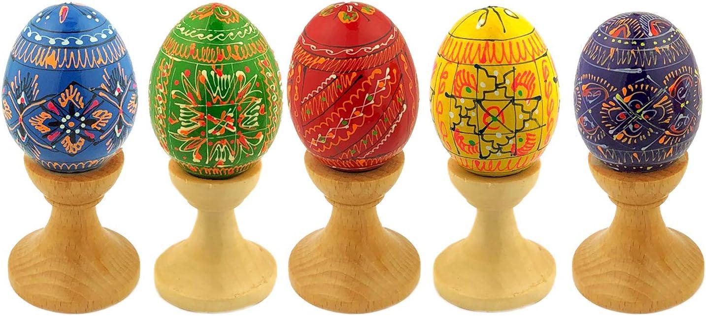 Pysanka Ukrainian Easter Eggs  Wood