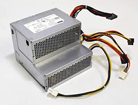 Genuine Dell Desktop Optiplex 780//960//980 255W Power Supply T164M V6V76 N249M