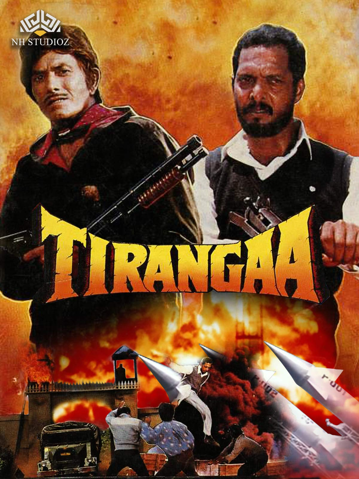 Watch Tirangaa   Prime Video