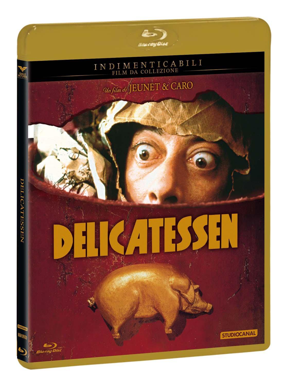 Delicatessen (Indimenticabili) [Italia] [Blu-ray]: Amazon.es ...