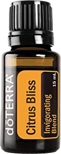 doTERRA - Citrus Bliss Essential Oil Invigorating Blend - 15 mL