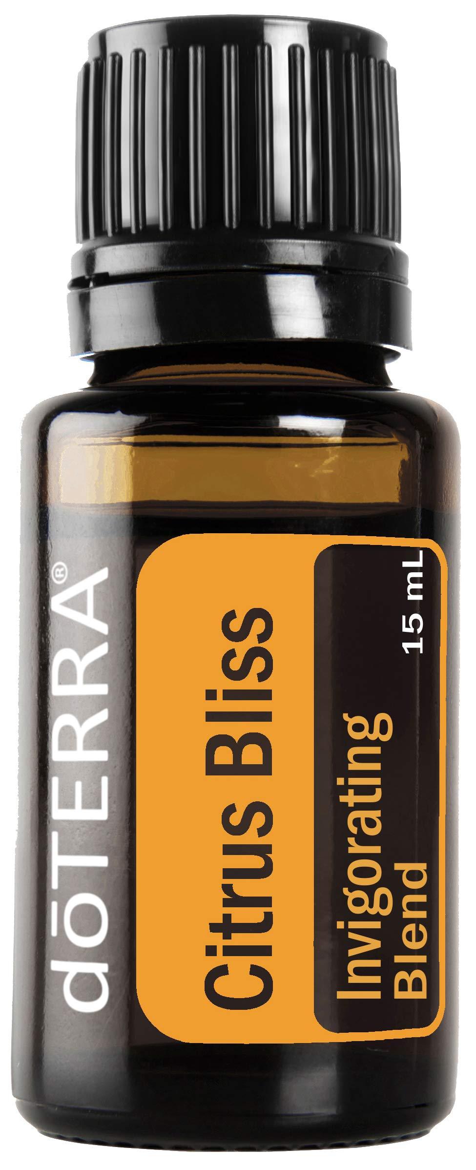doTERRA - Citrus Bliss Essential Oil Invigorating Blend - 15 mL