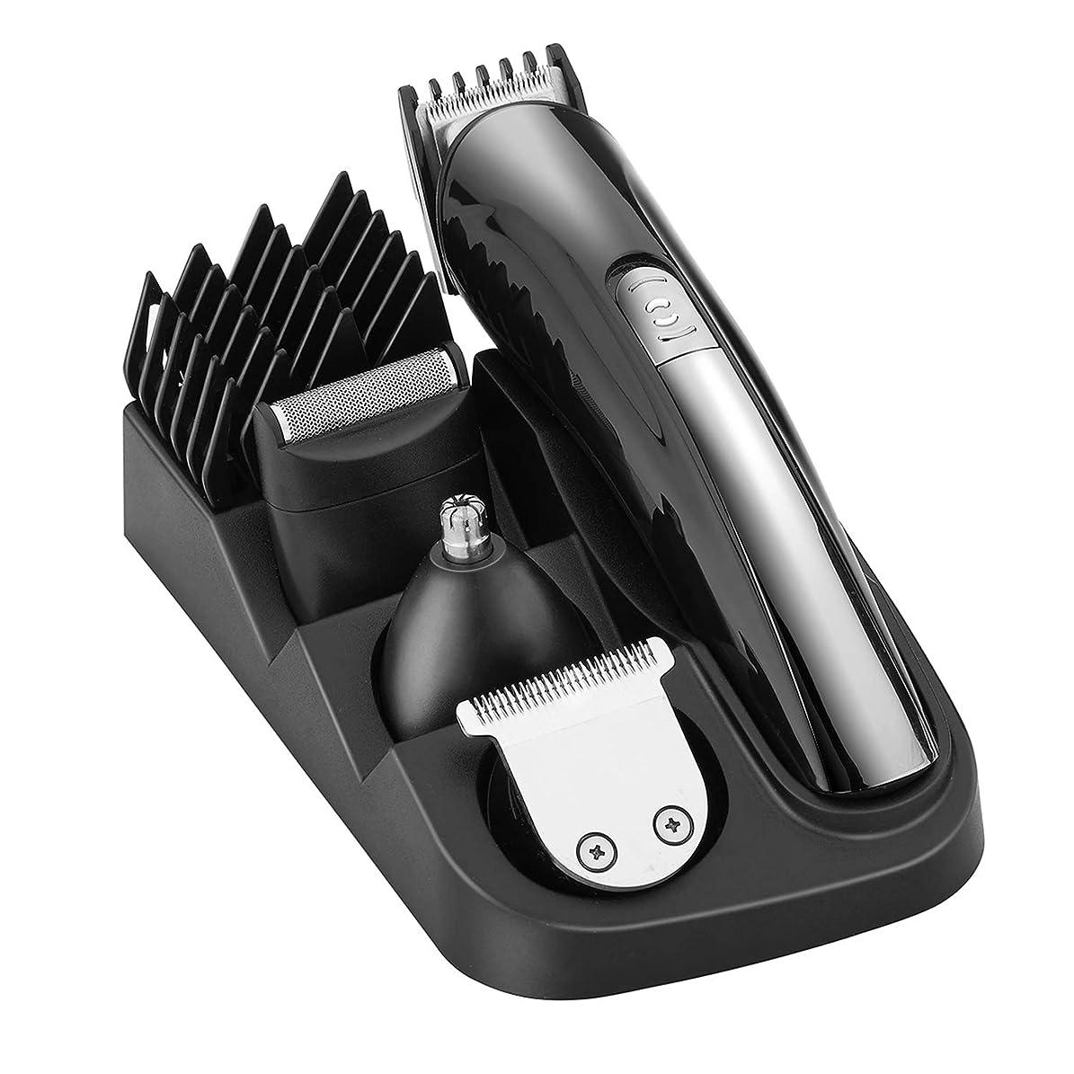 食欲写真を描く霧ブラウン マルチグルーマー ヒゲトリマー 水洗い可 MG5050