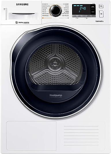 Samsung - Secadora Serie 6 8kg A+++ DV80M6210CW 85 x 60 x 60 cm ...