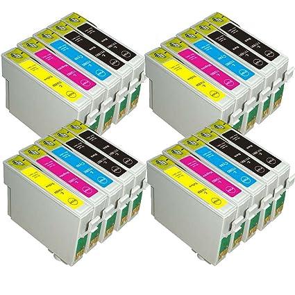 Compatible Cartuchos de tinta de repuesto para EPSON T0711 TO711 ...