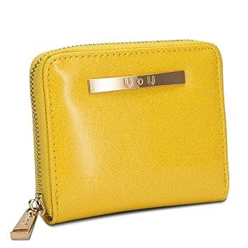 Petit Portefeuille Porte Monnaie Femme U+ U Mini Pochette