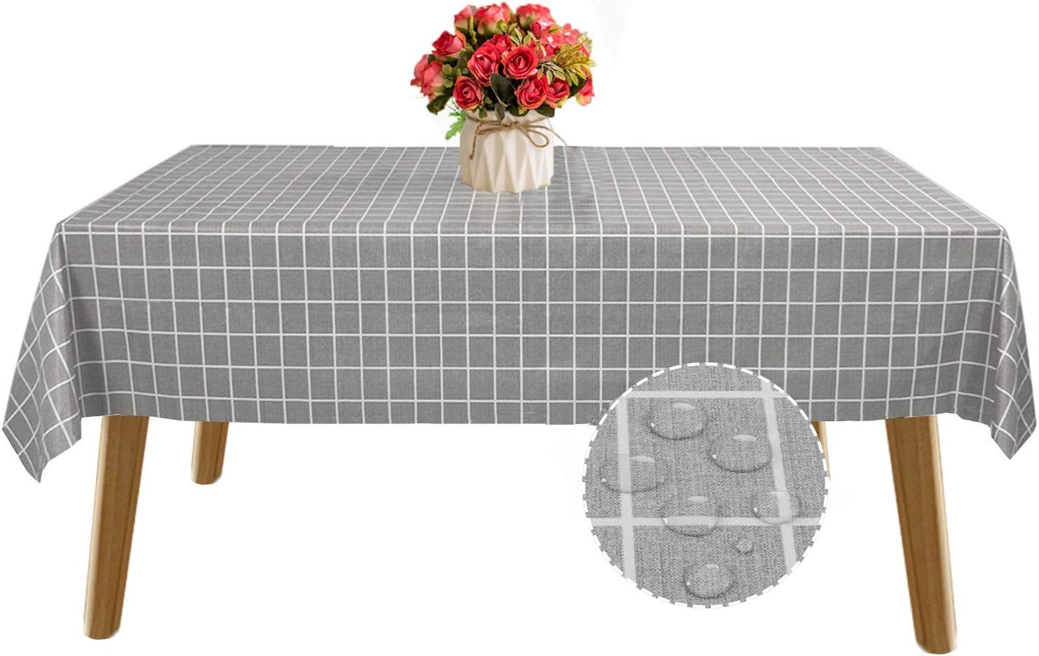Table Cloth Waterproof Limited Special Price Oil-Proof PVC Indoor Cover for discount Outd
