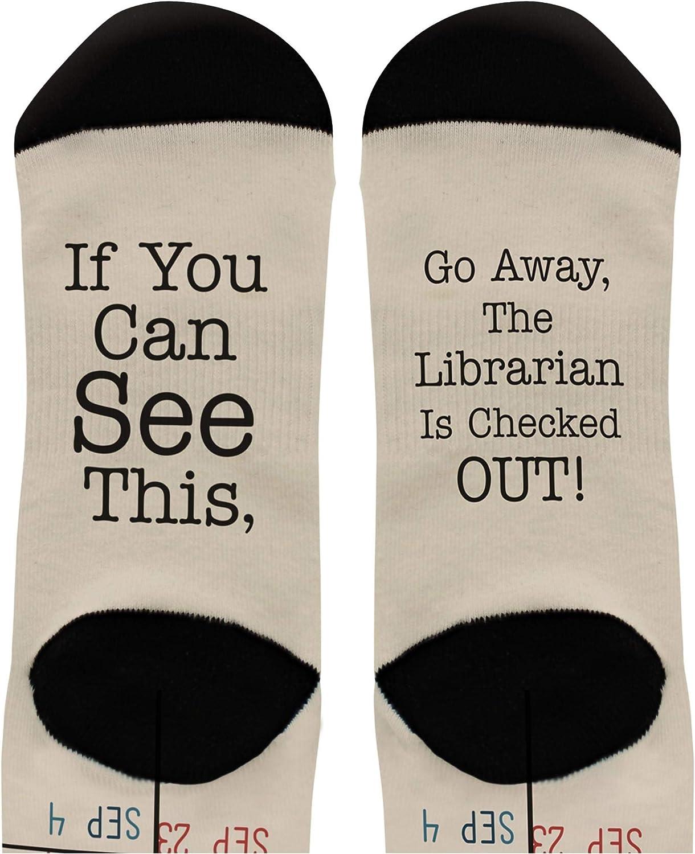 go away whimsical socks