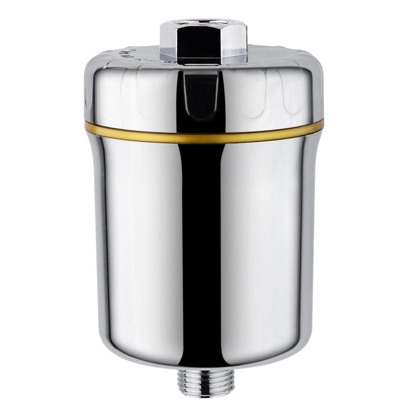 iSpring SF1S Stylish Multi-Stage High Output Shower Head Filter with Replaceable Cartridge to Remove Chlorine, Sediment, and Heavy Minerals by iSpring