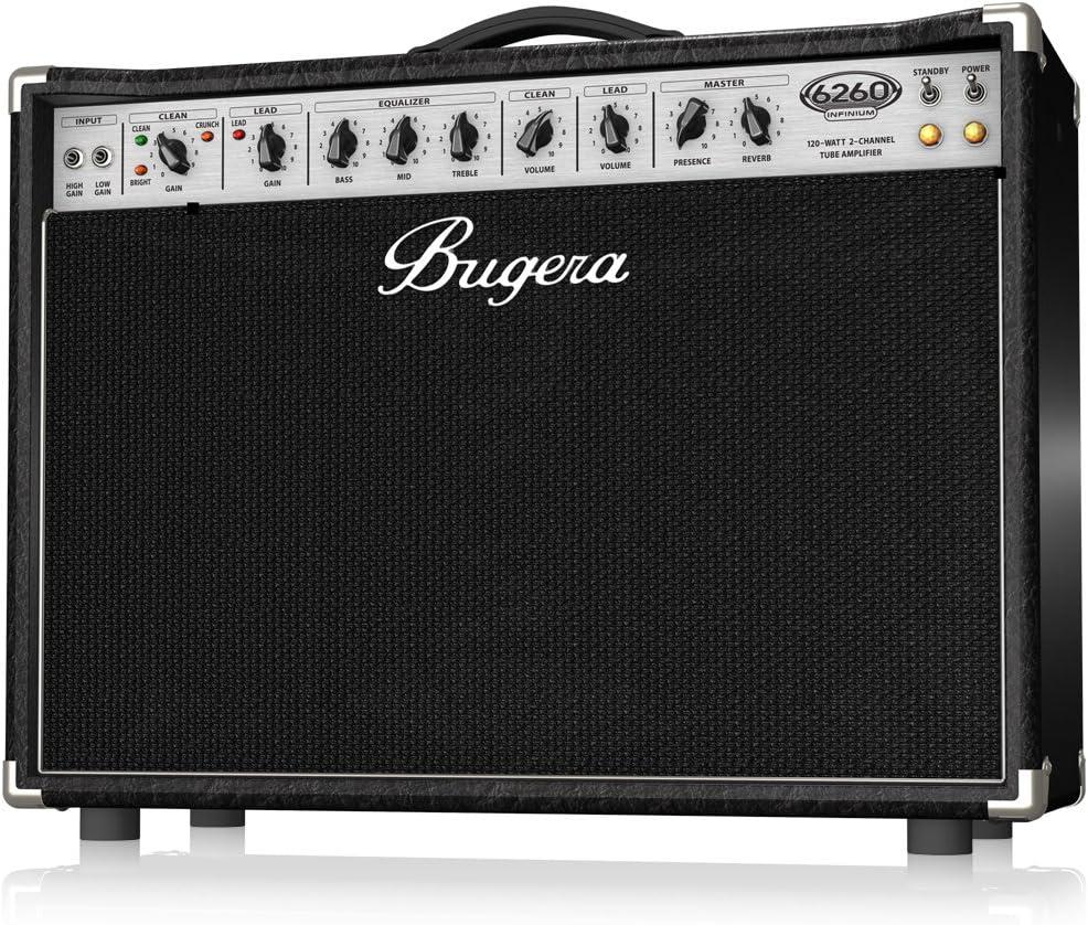 Bugera - Amplificador guitarra 6260-212 infinium amplific valvula ...
