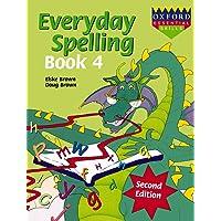 Everyday Spelling Book 4