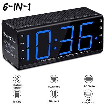 607b96d9110 Digital Alarm Clock 6 in 1