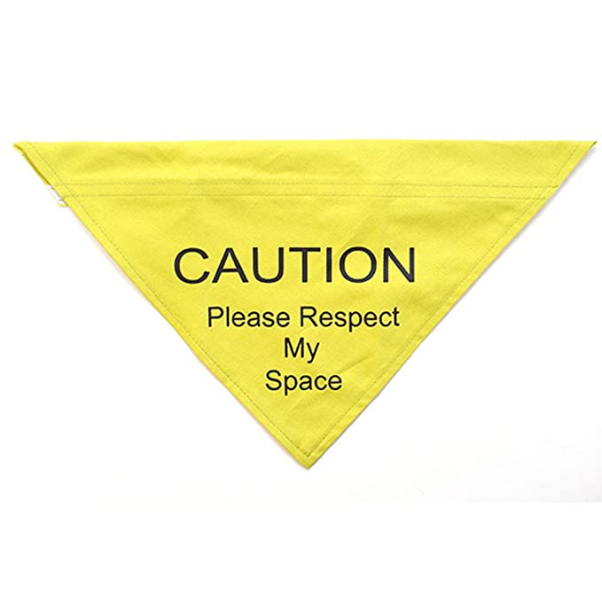 Ancol Pet Products - Bandana gialla per cani (S M) (Giallo)  Amazon ... f03fd4fc4654