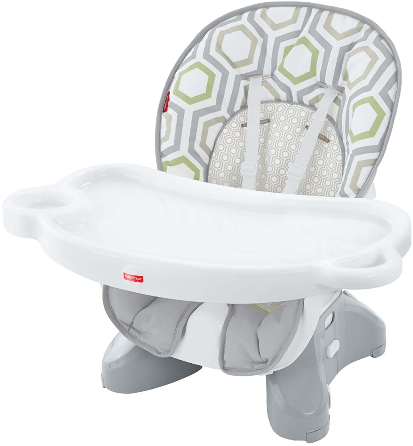 Fisher-Price SpaceSaver High Chair, Geo Meadow Amazonca/FISNE DKR70
