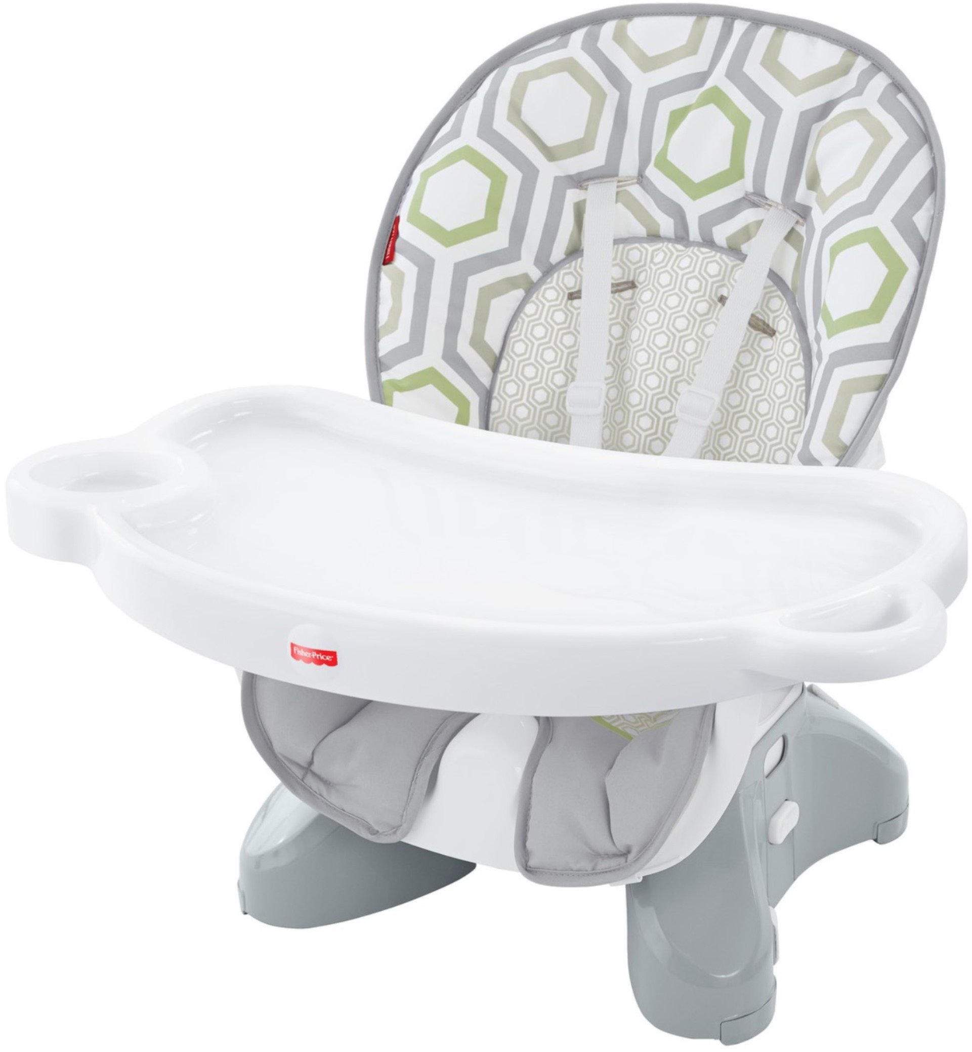 Amazon Fisher Price SpaceSaver High Chair Cover Creme Geo Baby