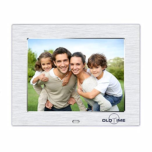 21 opinioni per OLDTIME® 8 Pollici Cornice Digitale 4GB LCD Cornici digitali Ad Alta