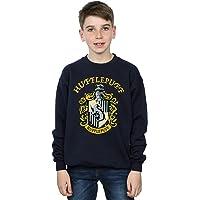 Harry Potter Jungen Hufflepuff Crest Sweatshirt