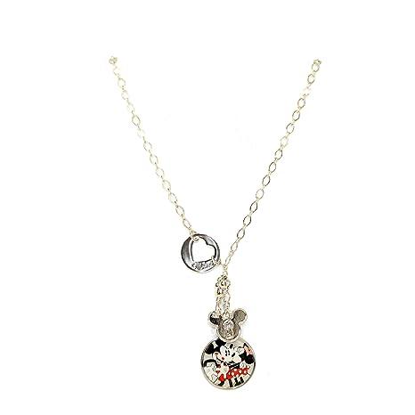 comprare on line 0316c dee21 Disney Collana Minnie e Topolino linea Kiss: Amazon.it ...