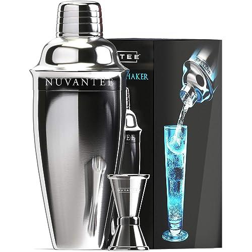 Nuvantee Cocktail Shaker - Premium Bar Set