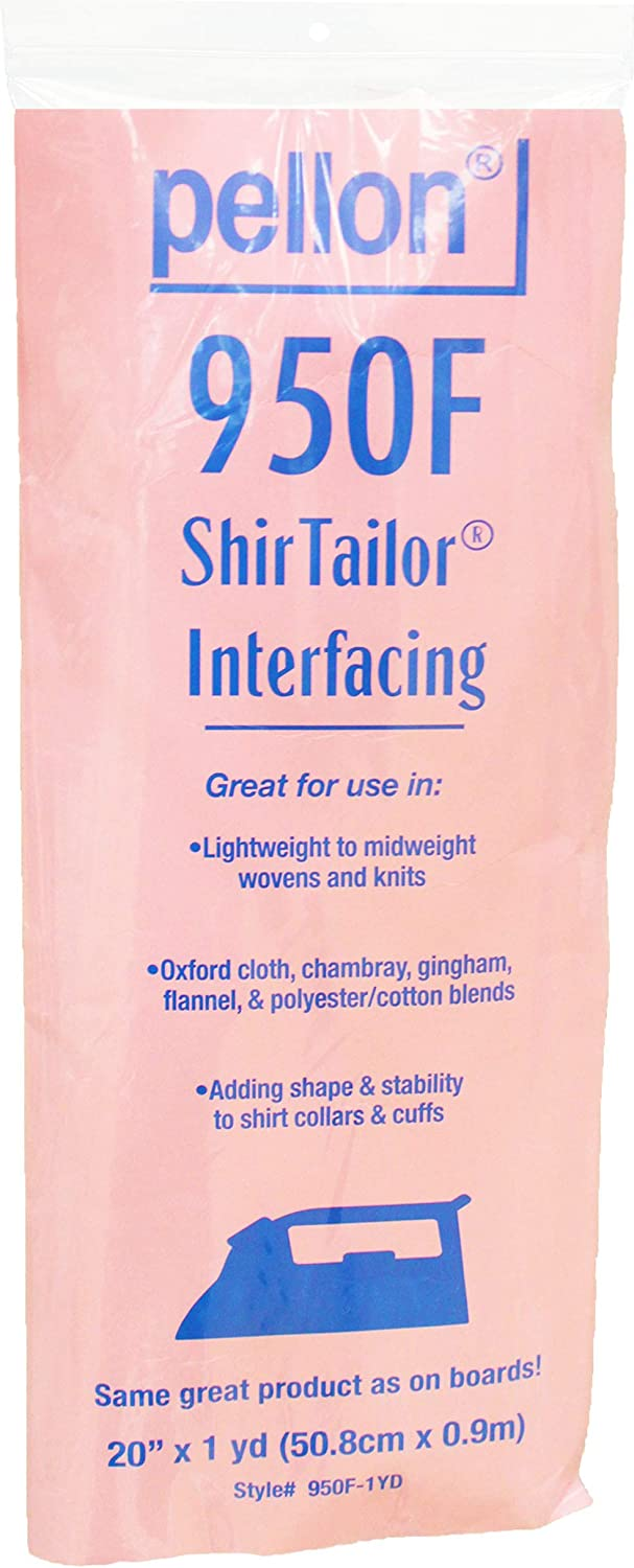 Pellon Fusible Interfacing 1 Yard (1 Pack, 950F)