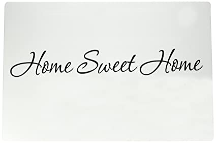 home sweet home vinyl wall quotes and sayings art decor decal