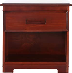 Discovery World Furniture Merlot Nighstand