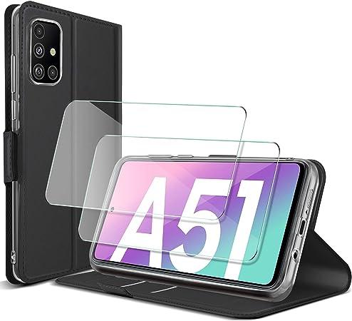 Gesma Hülle Kompatibel Mit Samsung Galaxy A51 2 Stück Elektronik