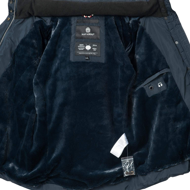 Navahoo Damen Winter Jacke Steppjacke Miamor 10 Farben XS-XXL