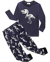 Boys Pajamas,BOBORA Sleepwears Set Pjs for Toddler Kid