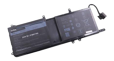 vhbw Li-Ion batería 8300mAh (11.4V) para Ordenador portátil Laptop Notebook DELL