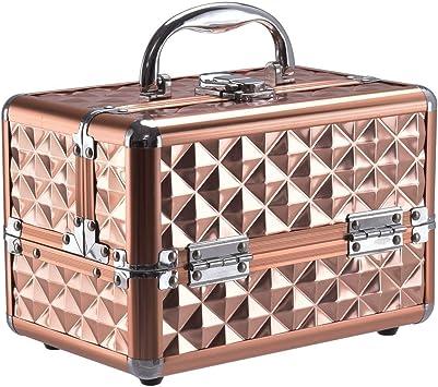 Generic Rolley Up Cosmetic L Storage Profess: Amazon.es: Electrónica