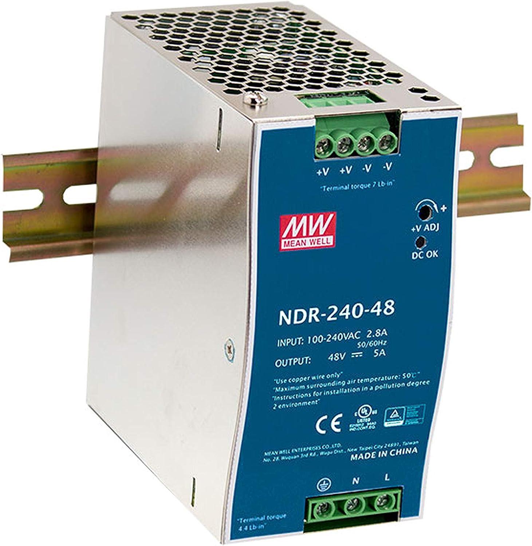 Argento LevelOne POW-4851 alimentatore per Computer 240 W Blu