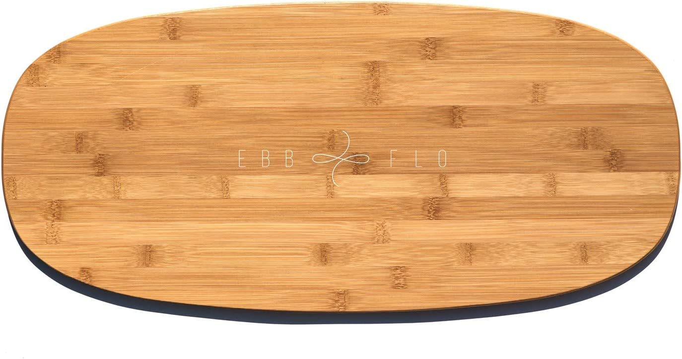 No Plastic Light Weight and Compact Ebb and Flo Standing Desk Board Made from Eco Conscious Materials