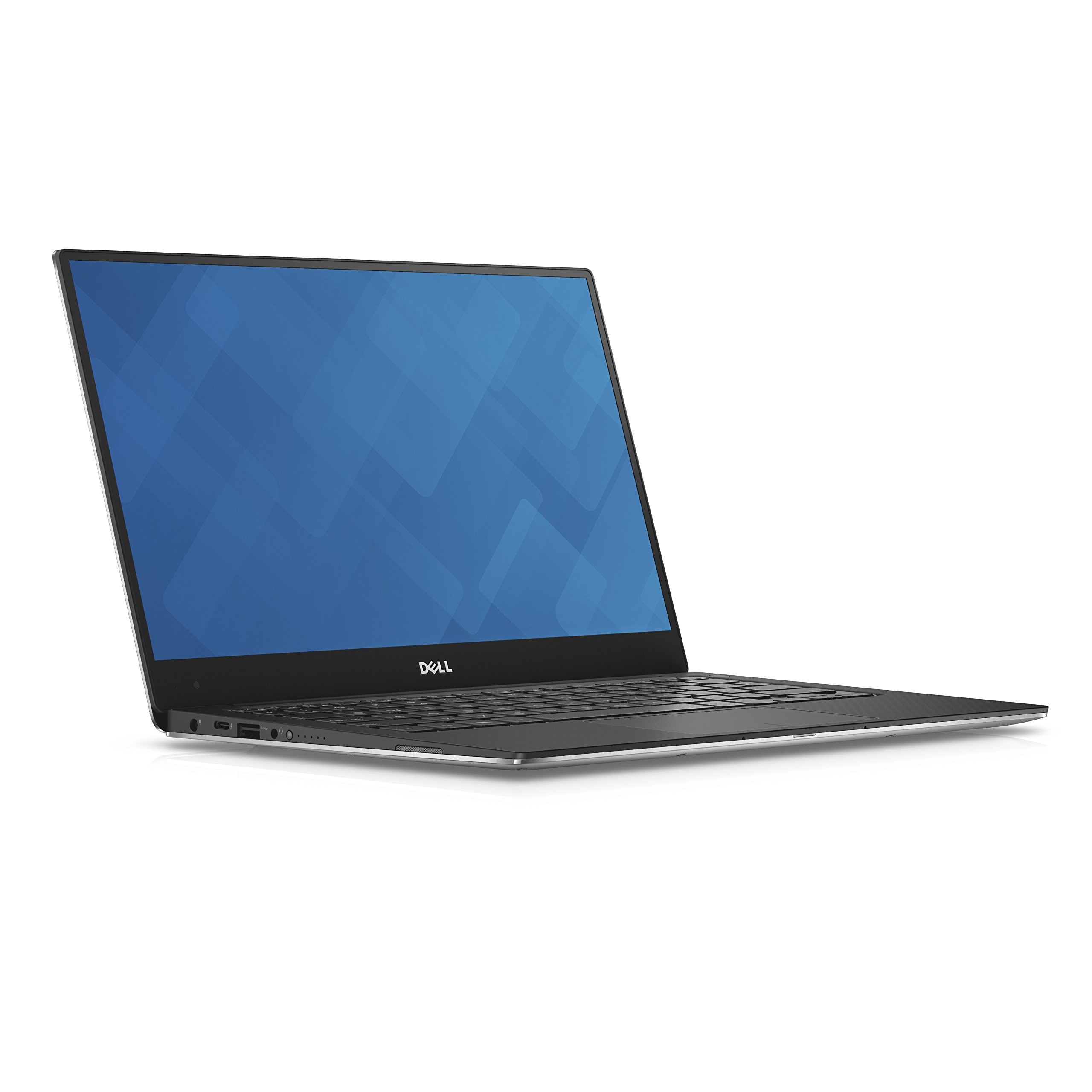 Dell 6W3DR XPS 13 Laptop, 13.3'' QHD, Intel Core i5-7200U, 8GB LPDDR3, 128GB Solid State Drive, Windows 10 Pro by Dell