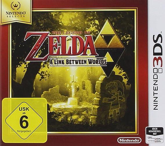 The Legend Of Zelda: A Link Between Worlds- Nintendo Selects: Amazon.es: Electrónica