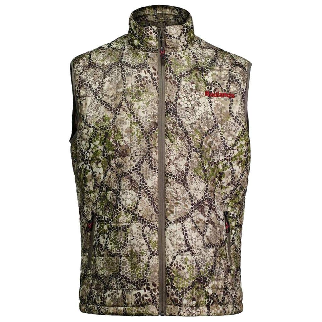 Badlands High Uintas Vest, Color: Approach, Size: M (BLUINTTJVM) by Badlands